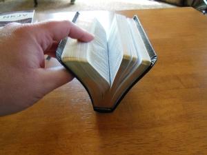 Bible Review NKJV Compact Large Print Holman 020