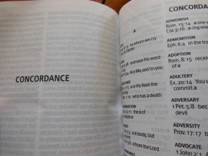 Bible Review NKJV Compact Large Print Holman 024