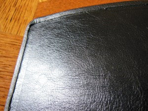 NASB Reference Bible Genuine Calfskin Black 039