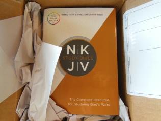 thomas nelson nkkv study bible hard cover 003