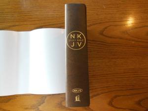 thomas nelson nkkv study bible hard cover 006
