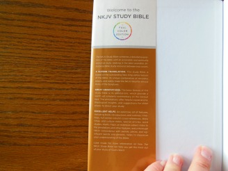 thomas nelson nkkv study bible hard cover 011
