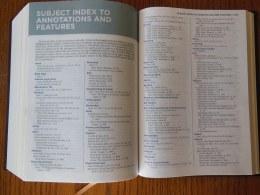 thomas nelson nkkv study bible hard cover 034