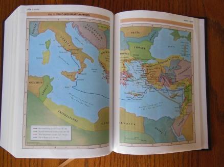 thomas nelson nkkv study bible hard cover 044