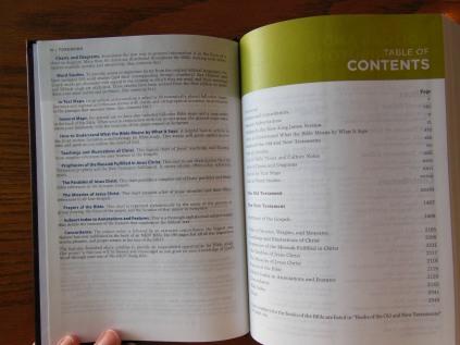 thomas nelson nkkv study bible hard cover 052