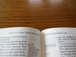 three bibles 101