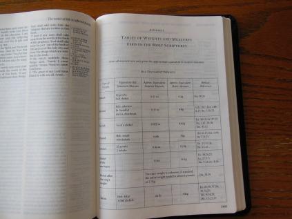 three bibles 107