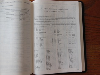 three bibles 109