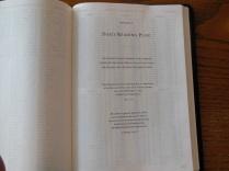 three bibles 112