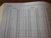 three bibles 113