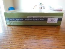 three bibles 133