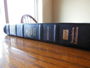 three bibles 140