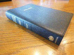 cambridge kjv, holman ministers kjv and funky lil kjv 014