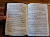 cambridge kjv, holman ministers kjv and funky lil kjv 032