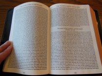 cambridge kjv, holman ministers kjv and funky lil kjv 038
