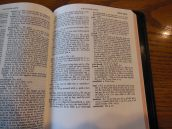 cambridge kjv, holman ministers kjv and funky lil kjv 059