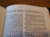 cambridge kjv, holman ministers kjv and funky lil kjv 060