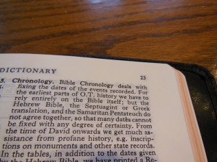 cambridge kjv, holman ministers kjv and funky lil kjv 062
