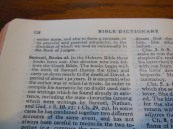 cambridge kjv, holman ministers kjv and funky lil kjv 065