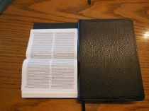 cambridge kjv, holman ministers kjv and funky lil kjv 133