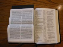 cambridge kjv, holman ministers kjv and funky lil kjv 134