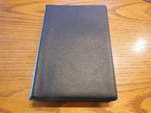 cambridge kjv, holman ministers kjv and funky lil kjv 151