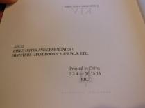 cambridge kjv, holman ministers kjv and funky lil kjv 161