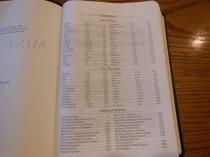 cambridge kjv, holman ministers kjv and funky lil kjv 163