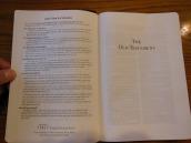 cambridge kjv, holman ministers kjv and funky lil kjv 167