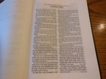 cambridge kjv, holman ministers kjv and funky lil kjv 168