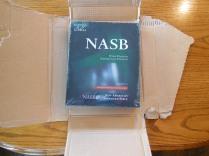 Cambridge Wide Margin NASB 003