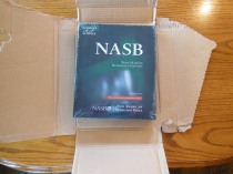 Cambridge Wide Margin NASB 003