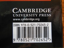 Cambridge Wide Margin NASB 007