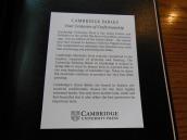Cambridge Wide Margin NASB 020