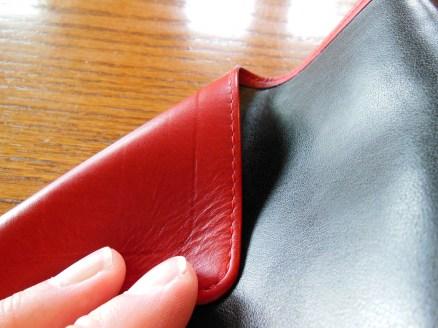 Evidence KJV LCBP Red Wide Margin LCBP Black Hand Size 018