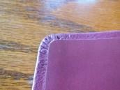 NASB Giant Print Burgundy 022