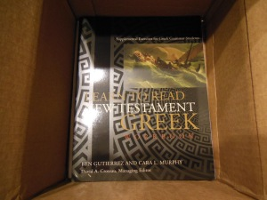 chinese new testament and greek book with workbook holman 004