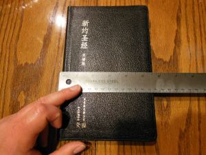 chinese new testament and greek book with workbook holman 009
