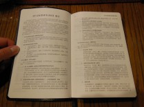 chinese new testament and greek book with workbook holman 018