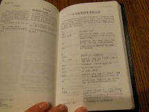 chinese new testament and greek book with workbook holman 023