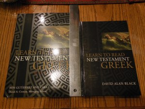 chinese new testament and greek book with workbook holman 035