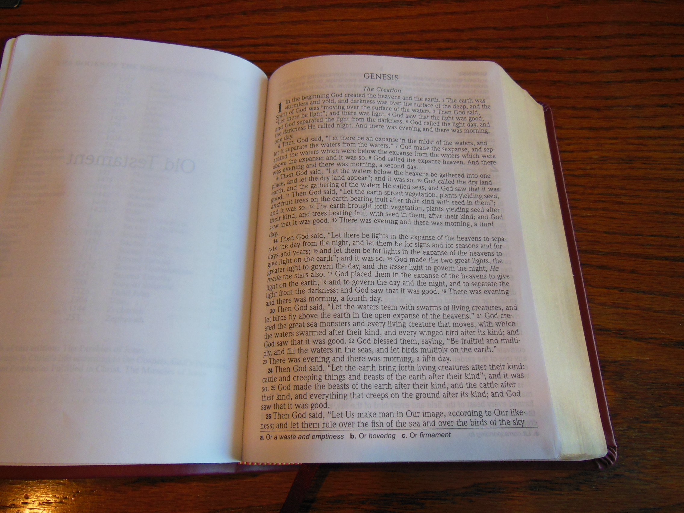 Review Of The Lockman Foundation Large Print Compact Text
