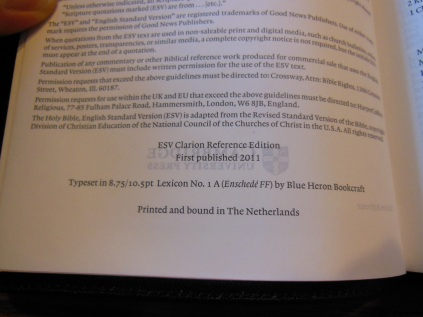 Cambridge ESV Clarion and REB 060