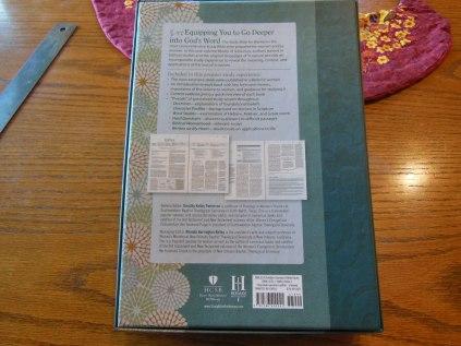Holman woman's hcsb study bible 004