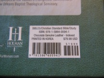 Holman woman's hcsb study bible 005