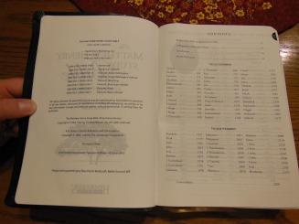 Matthew Henry kjv study Bible 022