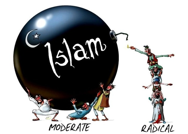 Image result for islam bomb