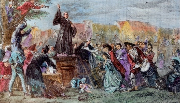 George Whitefield Revivalism